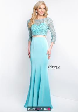 Intrigue by Blush Dress 438