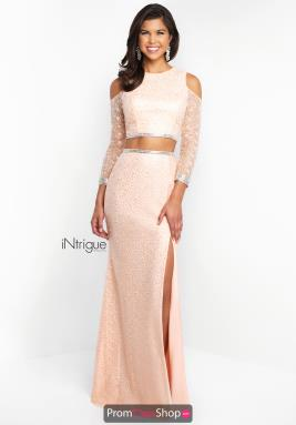 Intrigue by Blush Dress 449