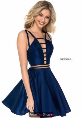 Sherri Hill Short Dress S51987
