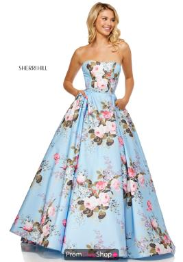 Sherri Hill Dress 52553