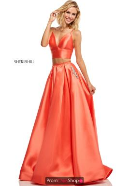 Sherri Hill Dress 52598