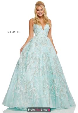 Sherri Hill Dress 52759