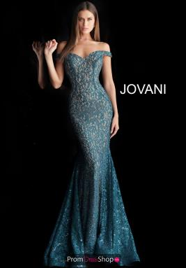 Turquoise Feather Prom Dresses