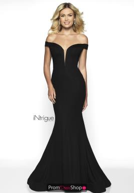 Intrigue by Blush Dress 519