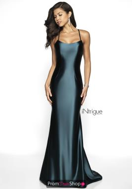 Intrigue by Blush Dress 544