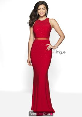 Intrigue by Blush Dress 547