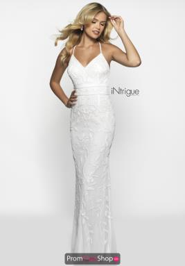 Intrigue by Blush Dress 548