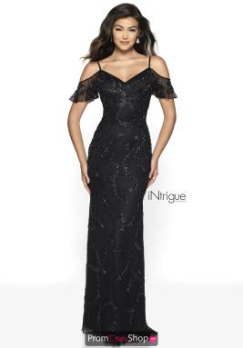 Intrigue by Blush Dress 554