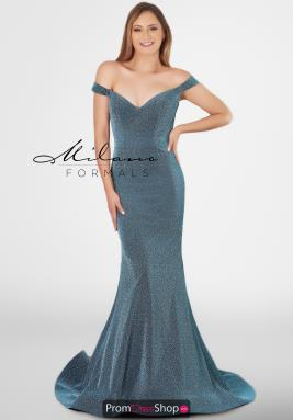 Milano Formals Dress E2753