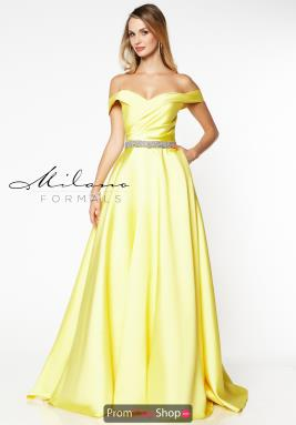 Milano Formals Dress E2781