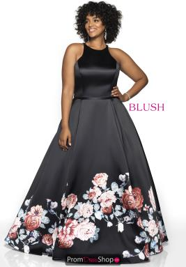 Blush Too Dress 11136ZW