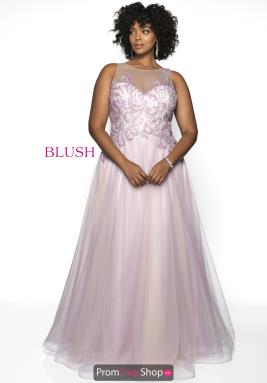Blush Too Dress 11729W