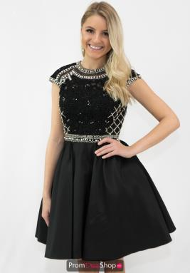 Sherri Hill Short Dress 32317