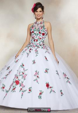 Vizcaya Dress 34006