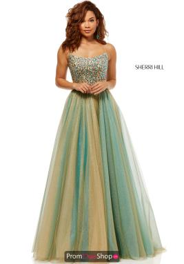 Sherri Hill Dress 52404