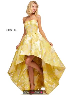Sherri Hill Dress 52416