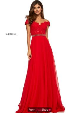 Sherri Hill Dress 52729