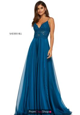 Sherri Hill Dress 52818