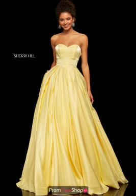 Sherri Hill Dress 52456