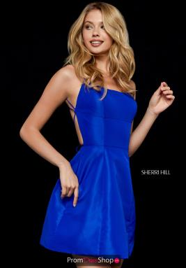 Sherri Hill Short Dress 52154
