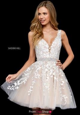 Sherri Hill Short Dress 52157