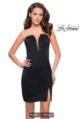 La Femme Short Dress 26629