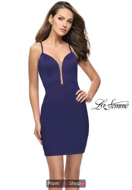 La Femme Short Dress 26638