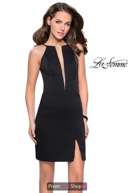 La Femme Short Dress 26657