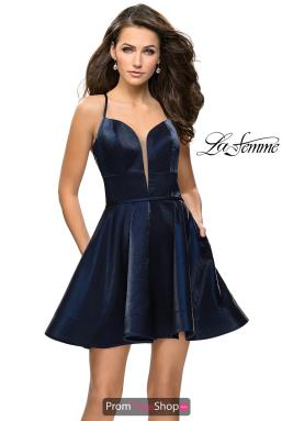 La Femme Short Dress 26659