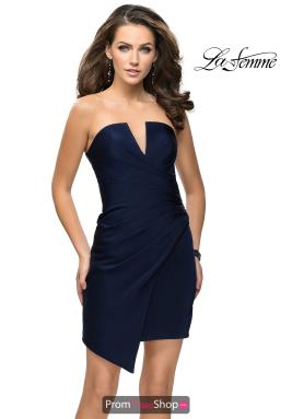 La Femme Short Dress 26669