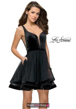 La Femme Short Dress 26701