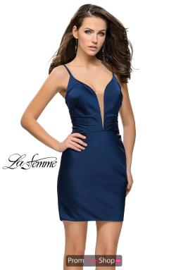 La Femme Short Dress 26722