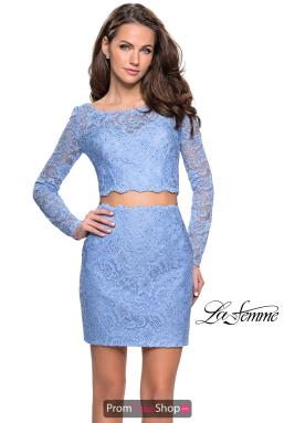 La Femme Short Dress 26767