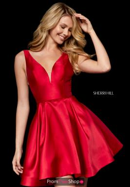 Sherri Hill Short Dress 52179