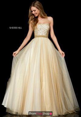 ec2d662fc2a3 Sherri Hill Dress 52264