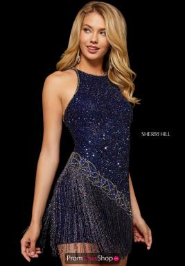 Sherri Hill Short Dress 52131
