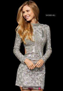 Sherri Hill Short Dress 52147