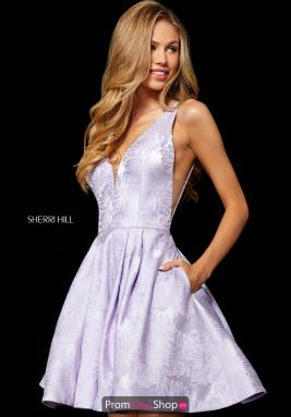 Sherri Hill Short Dress 52177
