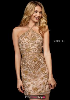 Sherri Hill Short Dress 52210