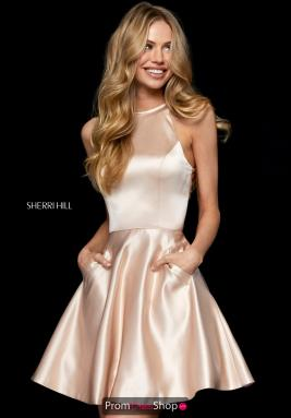 Sherri Hill Short Dress 52232