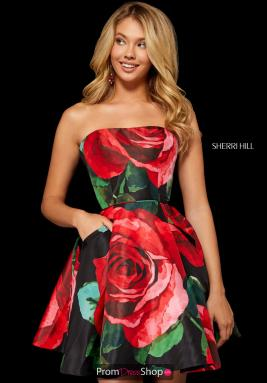 Sherri Hill Short Dress 52267
