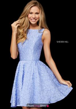 Sherri Hill Short Dress 52303