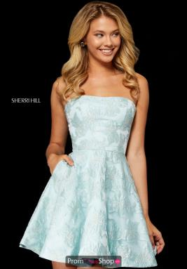 Sherri Hill Short Dress 52337