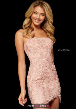 Sherri Hill Short Dress 52339