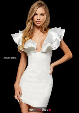 Sherri Hill Short Dress 52359