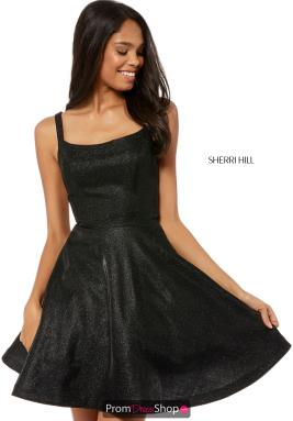 Sherri Hill Short Dress 52361