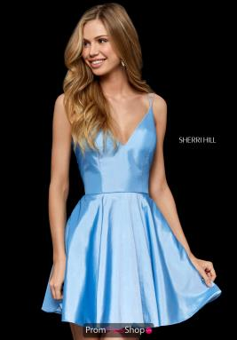 Sherri Hill Short Dress 52378