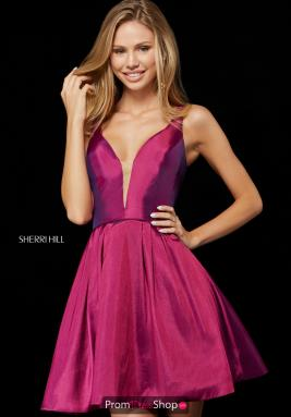 Sherri Hill Short Dress 52386