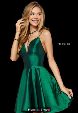 Sherri Hill Short Dress 52155