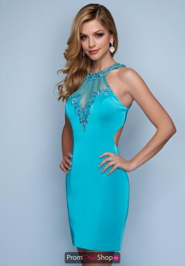 Splash Dress E244